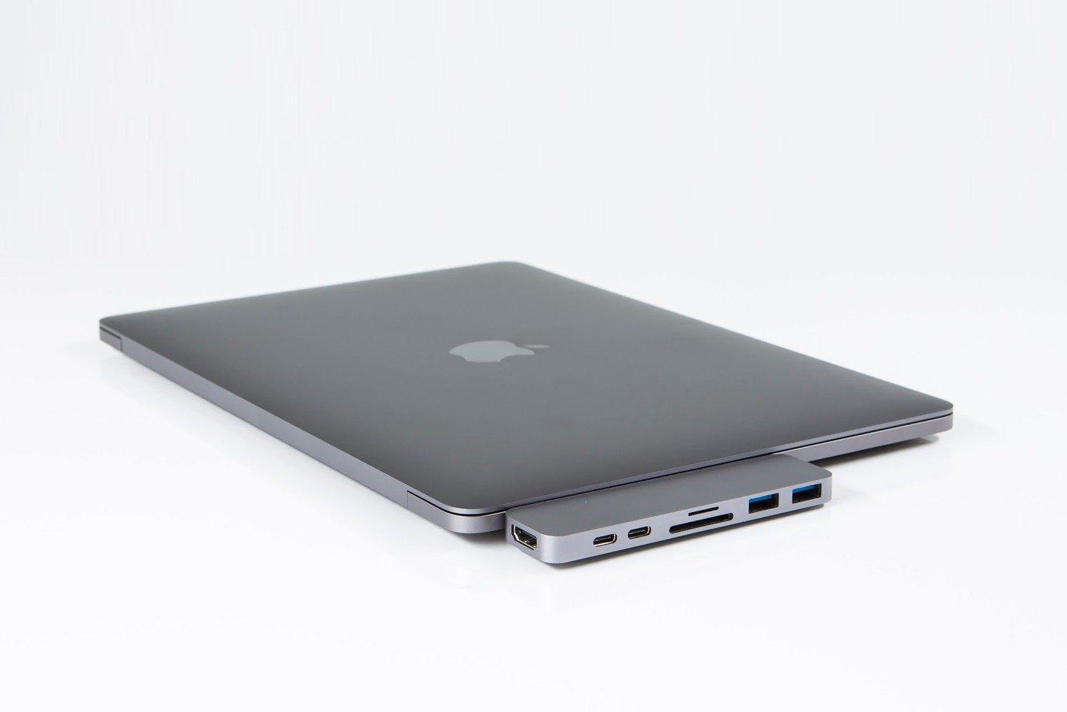 HyperDrive Thunderbolt 3 USB-C Hub for MacBook Pro Space ...